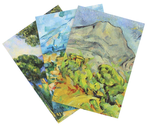 Cézanne Exercise Books (Set of 3)