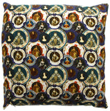 Queens of England Cushion