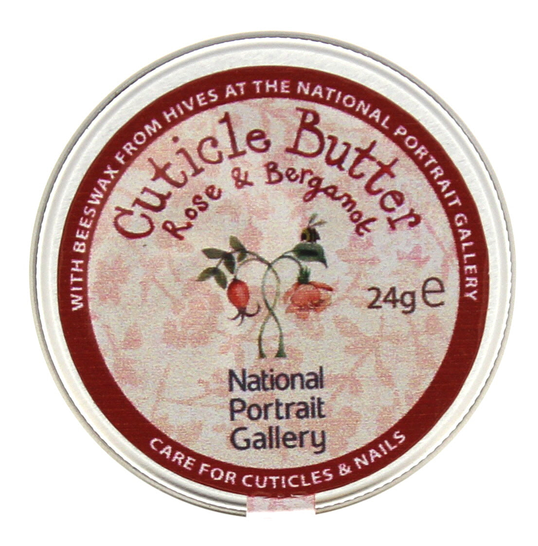 Rose & Bergamot Cuticle Butter