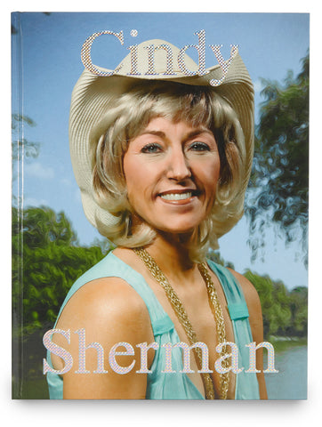 Cindy Sherman Hardcover Catalogue Signed