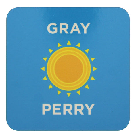 (Grayson) Perry Coaster