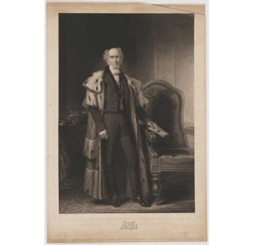 Sir James Forrest, 1st Bt NPG D37734 Portrait Print