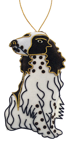 Spaniel Dog Decoration