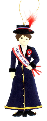 Suffragette Decoration