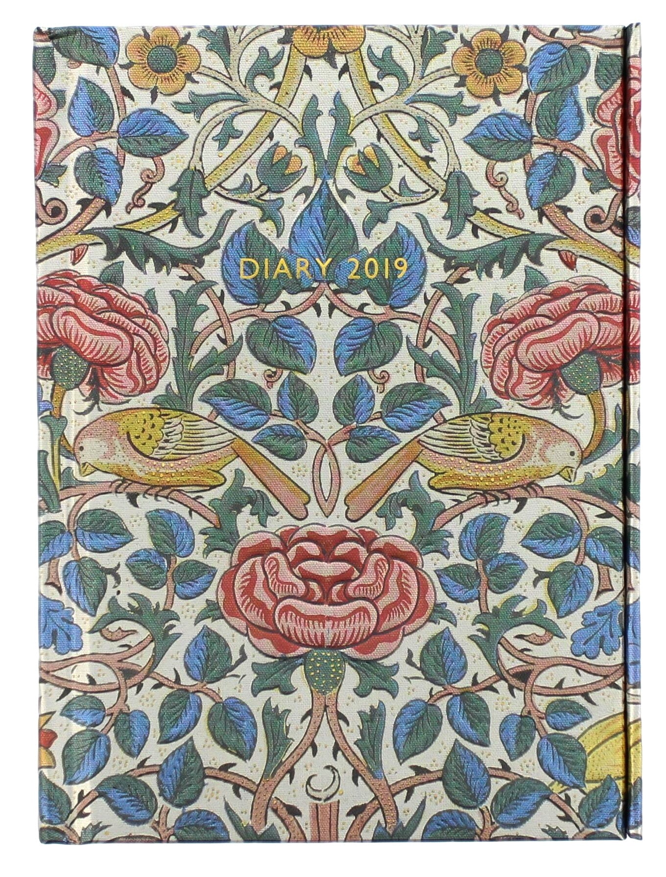 William Morris Pocket Diary 2019