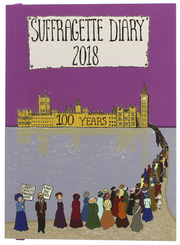 Suffragette Diary 2018