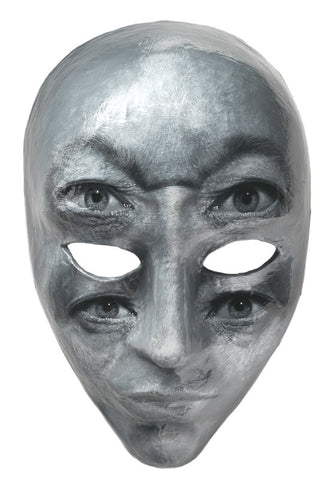 Portrait Gala Mask by Andrew Tift