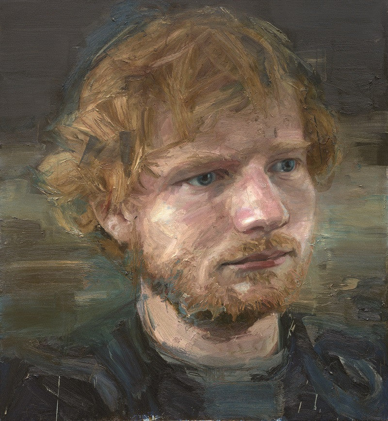 Ed Sheeran, Unframed Print