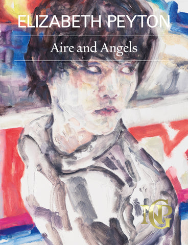Elizabeth Peyton: Aire and Angels Paperback Catalogue