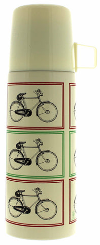 Bicycle Rider's Flask and Cup