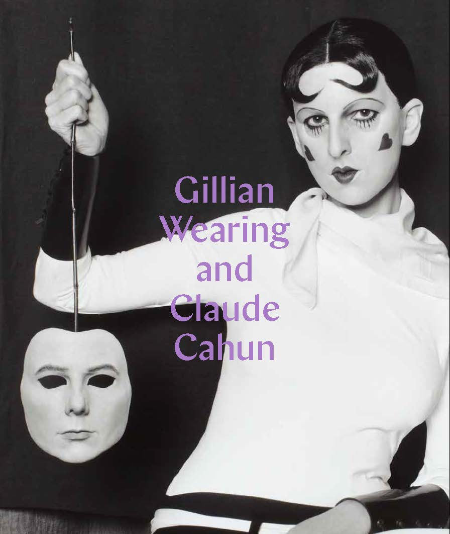 Gillian Wearing and Claude Cahun Signed