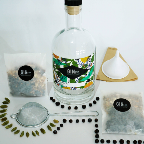 The Artisan Gin Kit