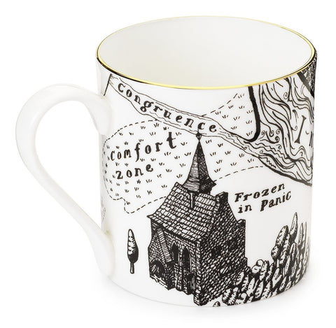 Grayson Perry 'A Map of Days' Mug