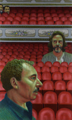 Antony Sher, actor and Gregory Doran, director of the Royal Shakespeare Company and The Noel Coward Theatre (unframed)