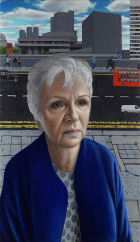 Julie Walters and The National Theatre, actress (unframed)