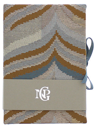 Gainsborough Mill Fabric (Small) Notebook