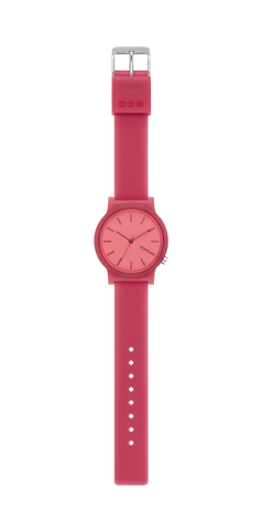 Red Komono Mono Watch