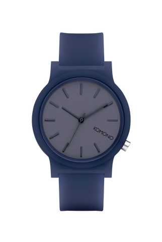 Navy Komono Mono Watch