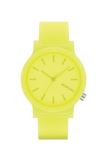 Yellow Komono Mono Watch
