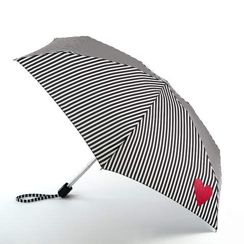 Black & White Stripes Umbrella