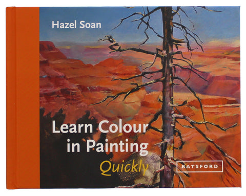 Learn Colour in Painting Quickly (Learn Quickly) Hardcover