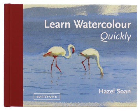 Learn Watercolour Quickly (Learn Quickly) Hardcover