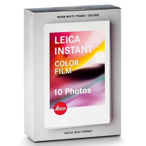Leica Instant Colour Film (2 x 10 Photos)