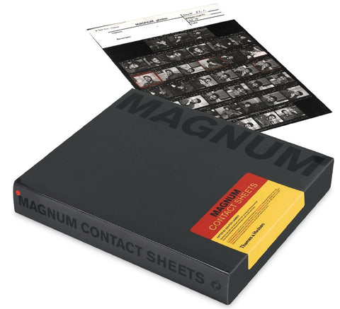 Magnum Contact Sheets: Philippe Halsman, Dalí Atomicus, 1948 (Collector's Edition) Hardcover