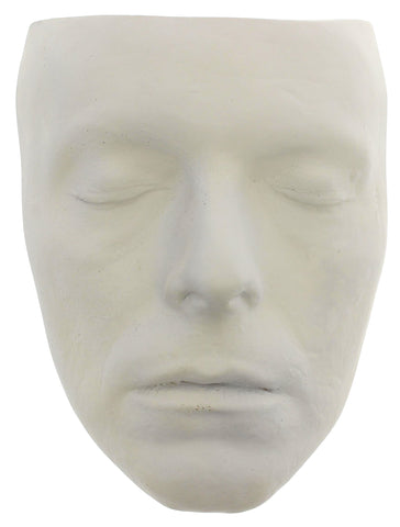 David Bowie 'Cut' Life Mask