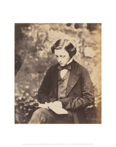 Lewis Carroll Mini-print