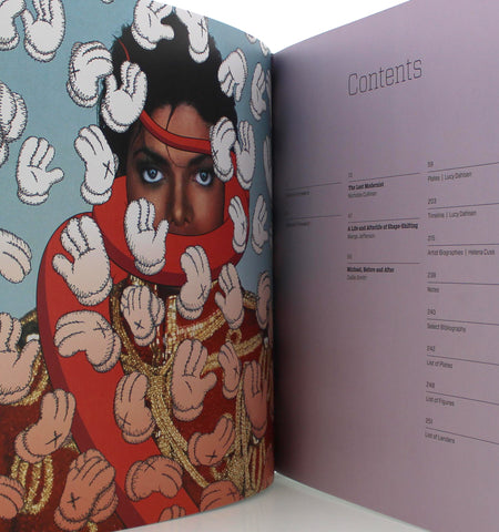 Michael Jackson: On the Wall Hardcover Catalogue