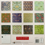 William Morris 2018 Calendar