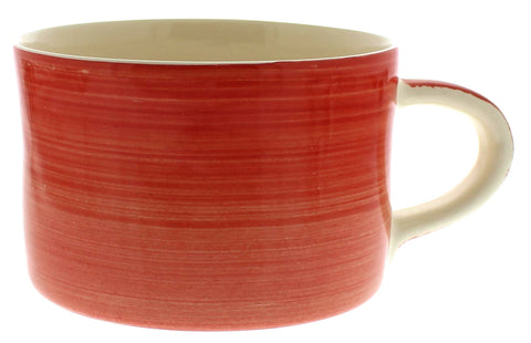 Musango Red Plain Wash Mug