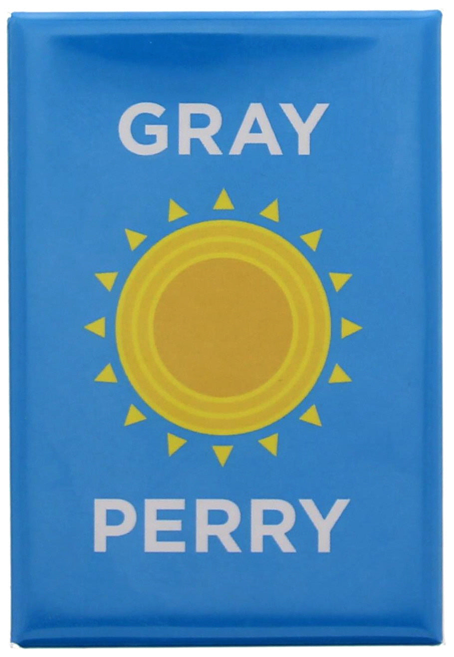 (Grayson) Perry Fridge Magnet