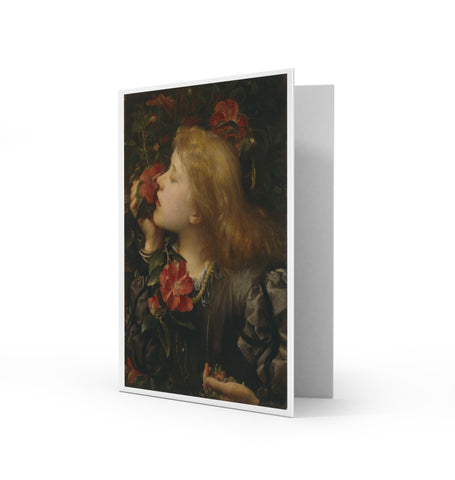 Ellen Terry Greetings Card