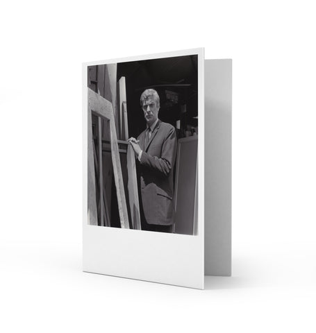 Michael Caine Greetings Card