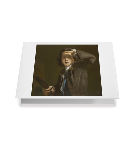 Sir Joshua Reynolds Greetings Card