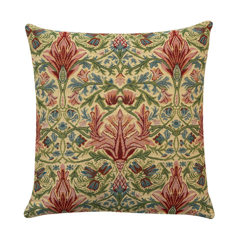 William Morris Snakeshead Tapestry Cushion