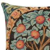 William Morris Orange Tree Tapestry Cushion