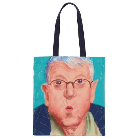 David Hockney Tote Bag