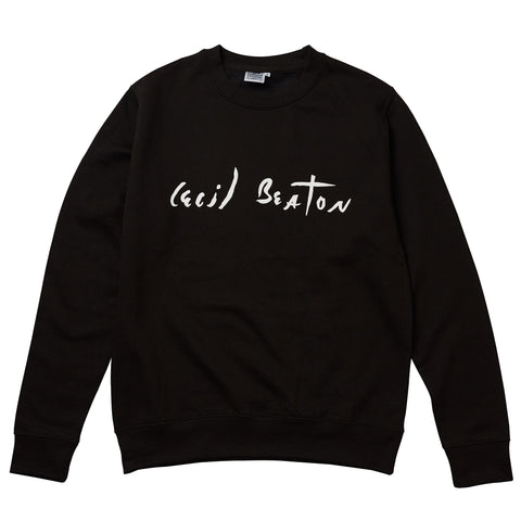 Cecil Beaton Signature Sweatshirt