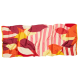 Orange & Pink Silk Scarf