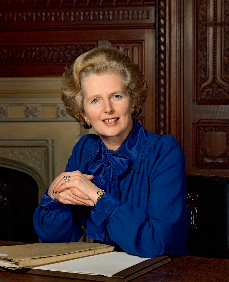 Margaret Thatcher NPG P1261 Portrait Print