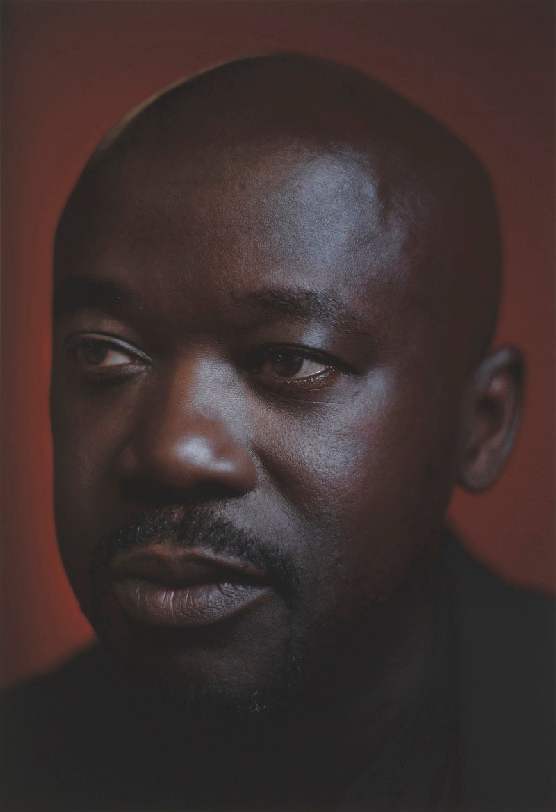 David Adjaye NPG P2061 Portrait Print