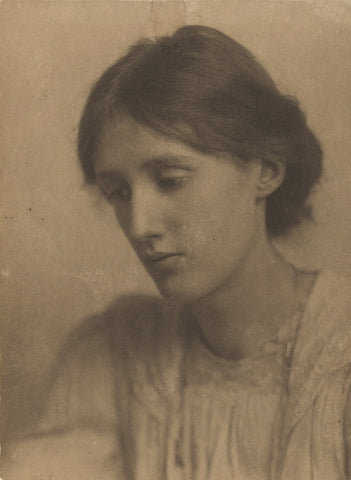 Virginia Woolf NPG P220 Portrait Print