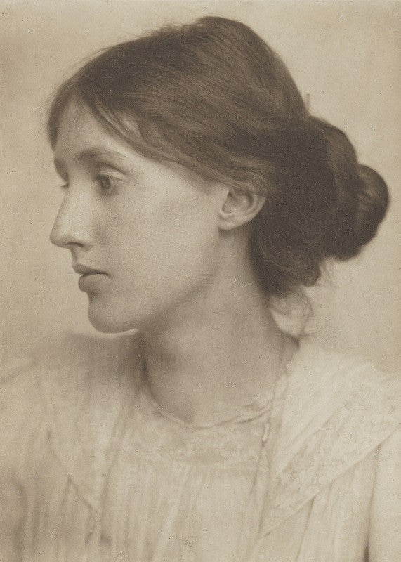 Virginia Woolf NPG P221 Portrait Print
