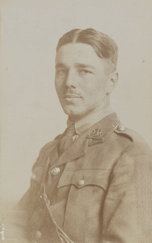 Wilfred Owen NPG P515 Portrait Print
