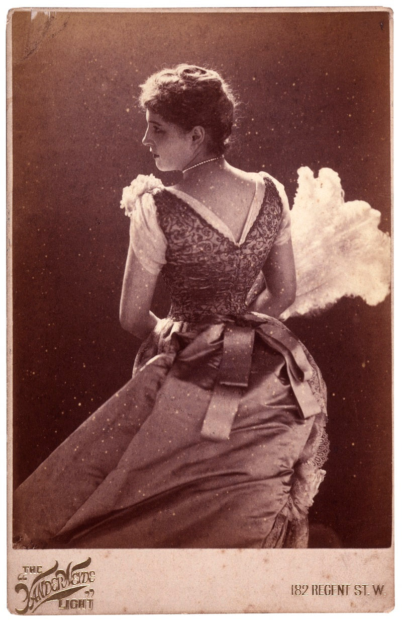 Lillie Langtry NPG P863 Portrait Print