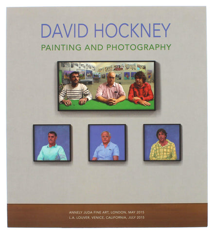 David Hockney - Painting and Photography Paperback