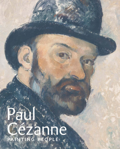 Paul Cézanne Painting People Paperback